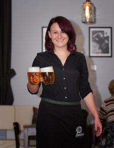 Obsluha - restaurace Belvedére Plzeň